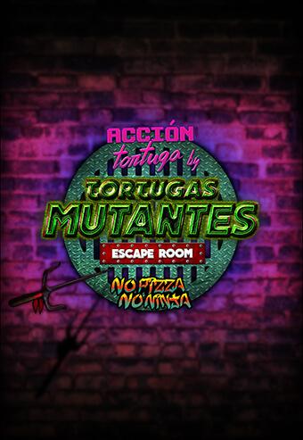 Acción tortuga by tortugas mutantes escape room