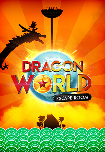 Dragon world escape room